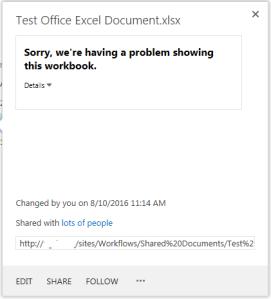 OfficeWebAppsExcelErrorProblemOpeningDocument